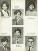 1970 Sequoyah High School Yearbook Page 28 & 29