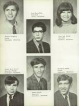 1970 Sequoyah High School Yearbook Page 36 & 37