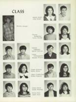 1970 Sequoyah High School Yearbook Page 42 & 43