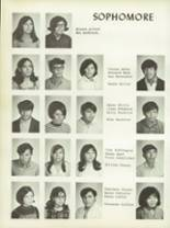 1970 Sequoyah High School Yearbook Page 48 & 49