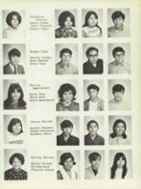 1970 Sequoyah High School Yearbook Page 52 & 53