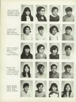 1970 Sequoyah High School Yearbook Page 58 & 59