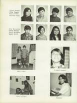 1970 Sequoyah High School Yearbook Page 60 & 61