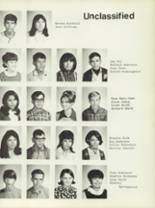 1970 Sequoyah High School Yearbook Page 62 & 63