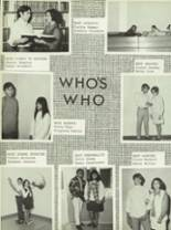 1970 Sequoyah High School Yearbook Page 70 & 71