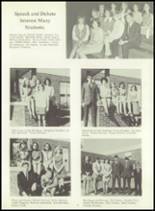 1970 Girard High School Yearbook Page 14 & 15
