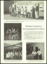 1970 Girard High School Yearbook Page 16 & 17