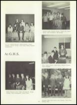 1970 Girard High School Yearbook Page 32 & 33