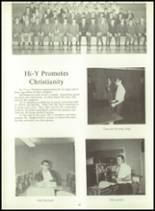 1970 Girard High School Yearbook Page 36 & 37