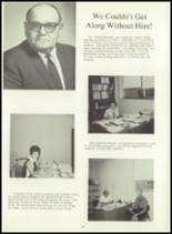 1970 Girard High School Yearbook Page 42 & 43
