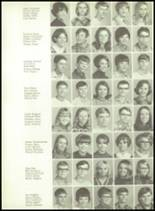 1970 Girard High School Yearbook Page 52 & 53