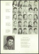 1970 Girard High School Yearbook Page 58 & 59