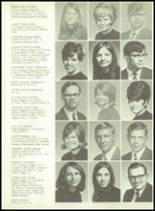 1970 Girard High School Yearbook Page 68 & 69