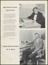 1962 Salina High School Yearbook Page 10 & 11