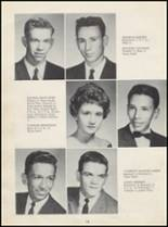 1962 Salina High School Yearbook Page 18 & 19