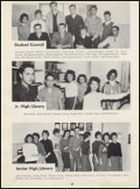 1962 Salina High School Yearbook Page 42 & 43