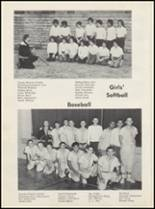 1962 Salina High School Yearbook Page 54 & 55