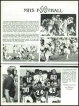 1988 Montrose High School Yearbook Page 86 & 87