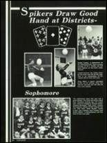 1988 Montrose High School Yearbook Page 90 & 91
