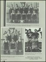 1988 Montrose High School Yearbook Page 110 & 111