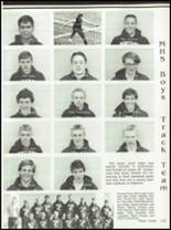 1988 Montrose High School Yearbook Page 116 & 117