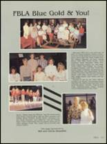 1988 Montrose High School Yearbook Page 140 & 141