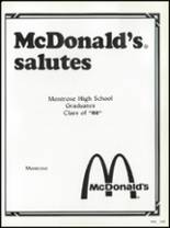 1988 Montrose High School Yearbook Page 152 & 153