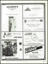 1988 Montrose High School Yearbook Page 164 & 165