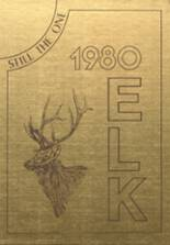 1980 Yearbook Elk City High School