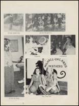 1973 Mulhall-Orlando High School Yearbook Page 14 & 15