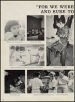 1973 Mulhall-Orlando High School Yearbook Page 20 & 21