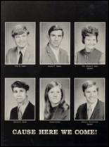 1973 Mulhall-Orlando High School Yearbook Page 24 & 25