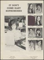 1973 Mulhall-Orlando High School Yearbook Page 28 & 29
