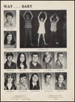 1973 Mulhall-Orlando High School Yearbook Page 30 & 31