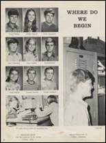 1973 Mulhall-Orlando High School Yearbook Page 34 & 35
