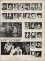 1973 Mulhall-Orlando High School Yearbook Page 36 & 37