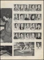 1973 Mulhall-Orlando High School Yearbook Page 38 & 39