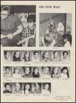 1973 Mulhall-Orlando High School Yearbook Page 40 & 41