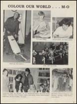 1973 Mulhall-Orlando High School Yearbook Page 42 & 43