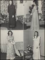 1973 Mulhall-Orlando High School Yearbook Page 46 & 47