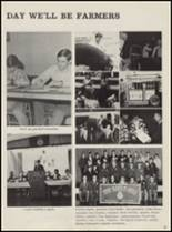 1973 Mulhall-Orlando High School Yearbook Page 48 & 49