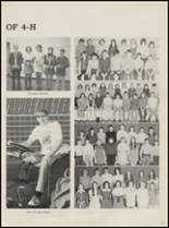 1973 Mulhall-Orlando High School Yearbook Page 54 & 55