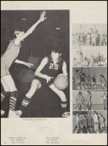 1973 Mulhall-Orlando High School Yearbook Page 60 & 61