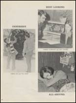 1973 Mulhall-Orlando High School Yearbook Page 64 & 65