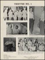 1973 Mulhall-Orlando High School Yearbook Page 66 & 67