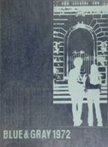 1972 Yearbook Robert E. Lee High School