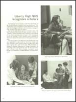 1977 Liberty High School Yearbook Page 128 & 129