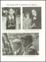 1977 Liberty High School Yearbook Page 176 & 177