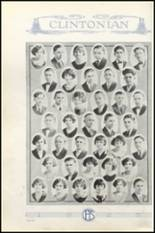 1925 Clinton High School Yearbook Page 70 & 71