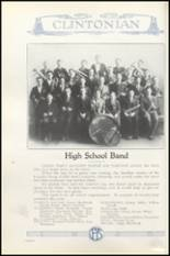 1925 Clinton High School Yearbook Page 102 & 103